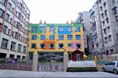 卡酷七色光幼儿园